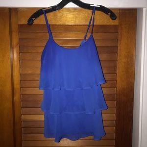 Women's size small tank top blouse!